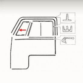 Joint de déflecteur droit T2 55-67