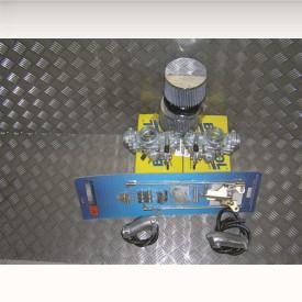 kit complet  doubles carburateurs 34 Solex  Kit double adm...