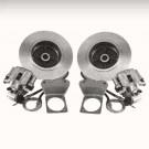 Kit frein à disques arrière 5x130 (porsche)   pour cardans