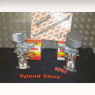 Kit ICT look old speed speed shop double admission