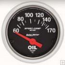 temperature huile sport comp autometer 52mm