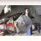 Kit frein à disques arrière 5x205 platines forgées