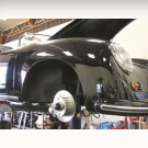 Kit frein à disques 12-1300 avec fusées décalées rotules & etriers VARGA