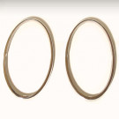 Set de 2 cerclages de feux arrière chromés 1200