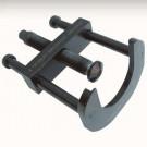 outil d'extraction de pignon de vilebrequin T1 et T4