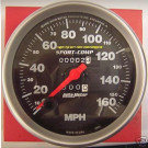 compteur de vitesse autometer sport comp MPH a cable