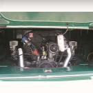 Joint arrière d'entourage moteur 8/66- OEM CLASSIC