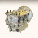 carter bloc moteur alu 90.5/92mm & course longue