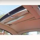 Ciel de toit 47-54 découvrable en tissu ivoire (TMI ...