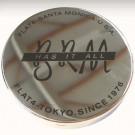 Cache moyeu chromé pour BRM FLAT 4 applicable sur ja...